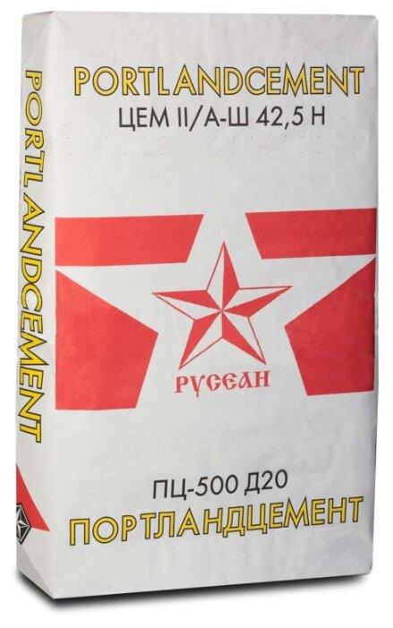 Цемент Русеан ЦЕМ II/А-Ш 42.5Н 40 кг. М500