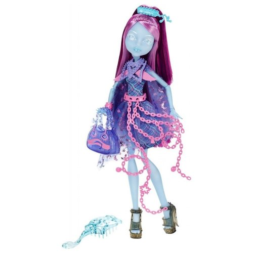 Фото - Кукла Monster High Призрачные Киеми Хантерли, 26 см, CDC33 mattel monster high кукла призрачно clawdeen wolf