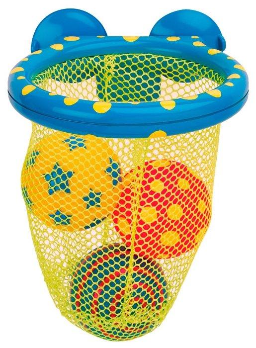 Игрушка для ванной Alex Мячики в сетке (694)