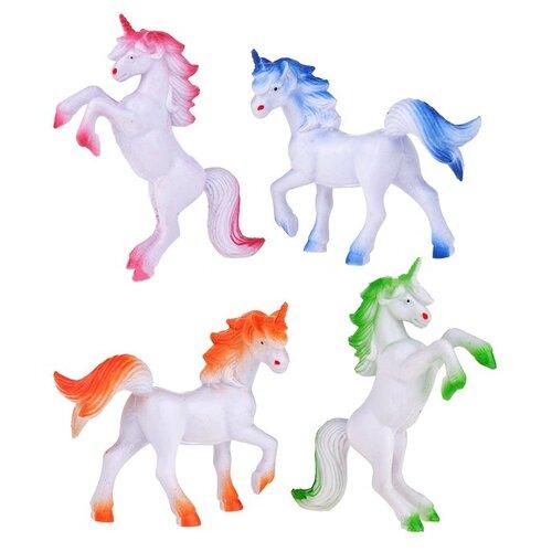 Купить Фигурки 1 TOY В мире животных Единорог Т58806, Игровые наборы и фигурки