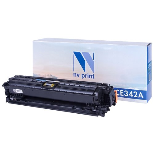 Фото - Картридж NV Print CE342A для HP, совместимый картридж nv print cb383a для hp совместимый