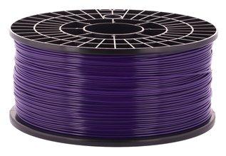 МАСТЕР-ПЛАСТЕР PLA пруток на катушке Мастер Пластер 1.75 мм фиолетовый