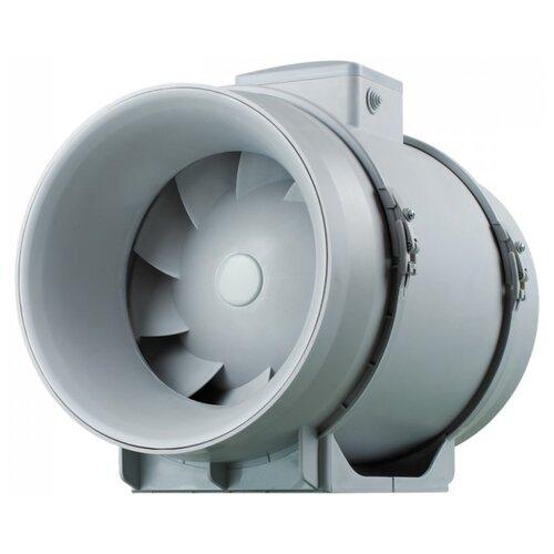 Канальный вентилятор VENTS ТТ ПРО 150 серый муфта vents 1111