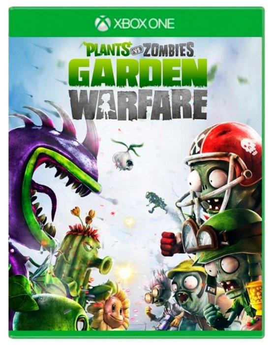 Plants vs. Zombies: Garden Warfare фото 1
