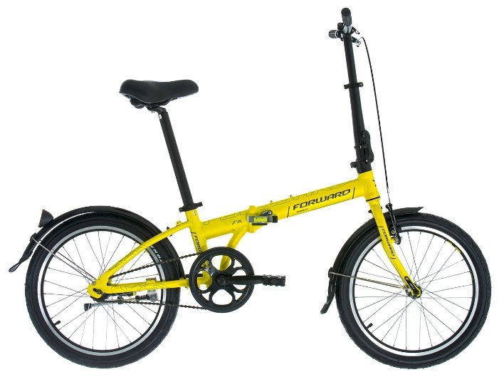Велосипед Forward Enigma 1.0 20