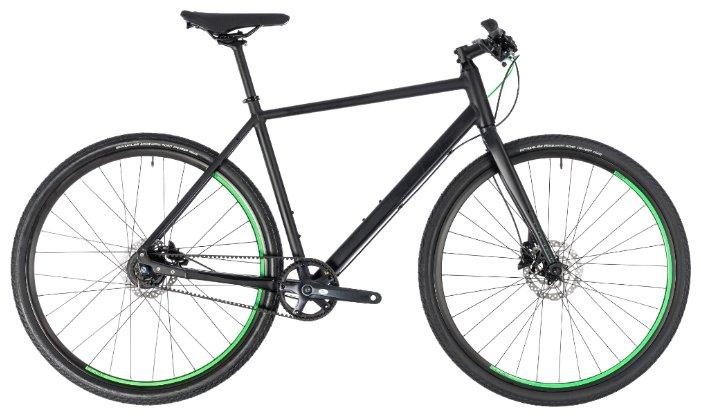 Велосипед для взрослых Cube Hyde Race (2018)