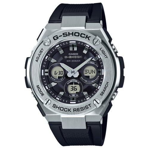 Наручные часы CASIO GST-S310-1A наручные часы casio gst b400d 1a