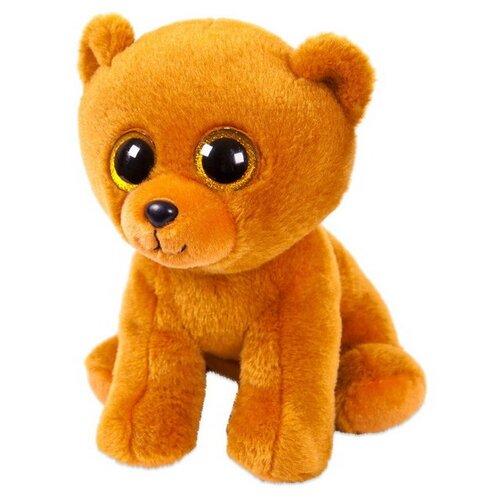 Купить Мягкая игрушка Chuzhou Greenery Toys Медвежонок бурый 24 см, Мягкие игрушки