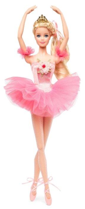 Кукла Barbie Балетные пожелания 2018, 29 см, DVP52