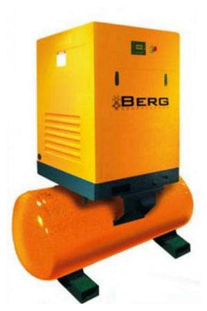 Компрессор BERG Compressors ВК-5.5Р-500 7
