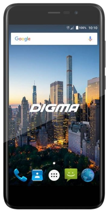 Смартфон Digma CITI MOTION 4G