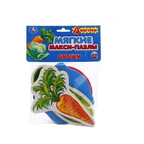 Купить Набор пазлов Умка Макси Овощи (4690590111994), Пазлы