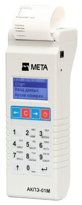 Алкотестер МЕТА АКПЭ-01М-03 фото 1