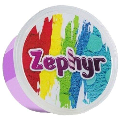 Масса для лепки Zephyr Скромная Осьминожка, фиолетовый 150 г (00-00000742/Z104)Пластилин и масса для лепки<br>