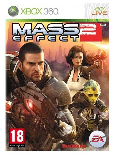 Electronic Arts Mass Effect 2