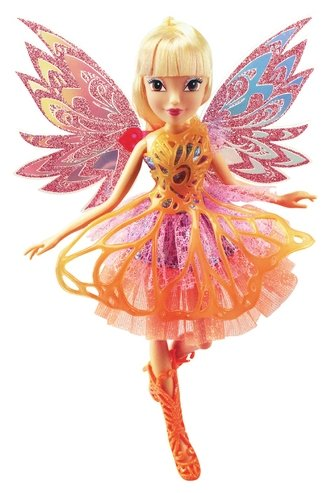 Кукла Winx Club Баттерфликс-2 Двойные крылья 27 см IW01251500