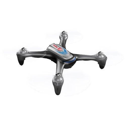 Квадрокоптер Syma X15W(480p) черный syma x15w rc quadcopter rtf