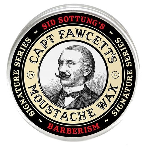 Captain Fawcett Воск для усов Barberism Moustache Wax, 15 мл