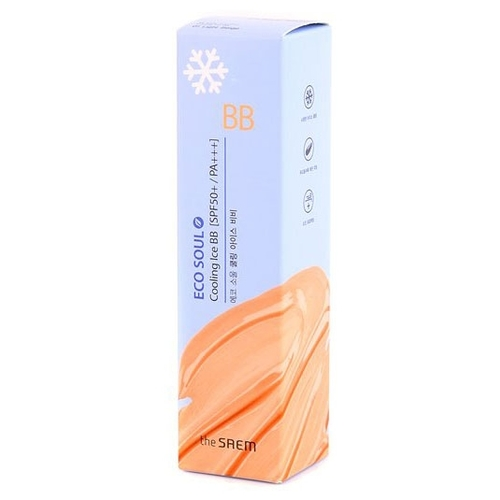 The Saem Eco Soul BB крем Cooling Ice SPF50+ 60 мл