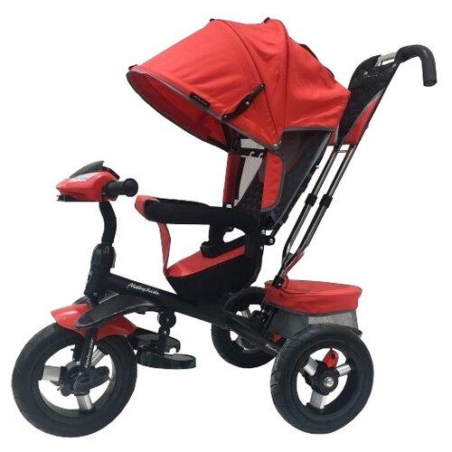 Купить Трехколесный велосипед Moby Kids Comfort 360° 12x10 AIR красный, Трехколесные велосипеды