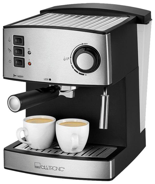 Кофемашина Clatronic ES3643