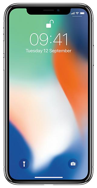 Сотовый телефон APPLE iPhone X - 256Gb Space Gray MQAF2RU/A