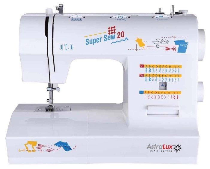 Швейная машина AstraLux Super Sew 20