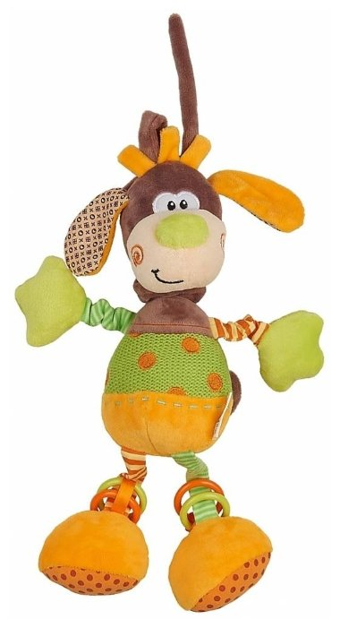 Подвесная игрушка Жирафики Пёсик Том (939358)
