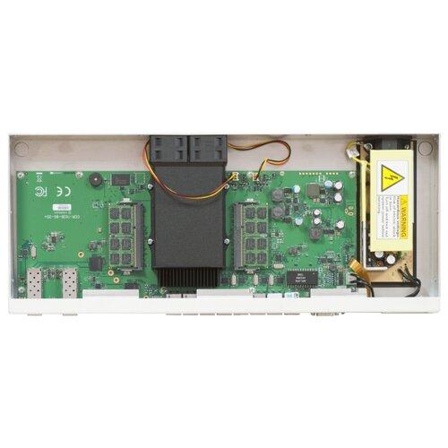 Фото - Маршрутизатор MikroTik Cloud Core Router CCR1036-8G-2S+ ccr1036 8g 2s em r2 cloud core router 1036 8g 2s em with tilera tile gx36 cpu 36 cores 1 2ghz per core 16gb ram 2xsfp cage 8xgbit lan routeros l6 1u rackmount case dual psu lcd panel