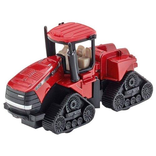 Купить Трактор Siku гусеничный (1324) 1:87 8 см красный, Машинки и техника