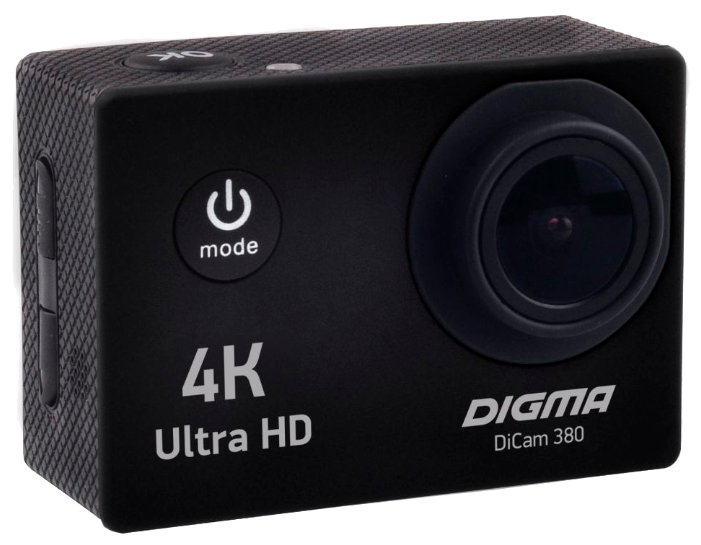 Digma Экшн-камера Digma DiCam 380