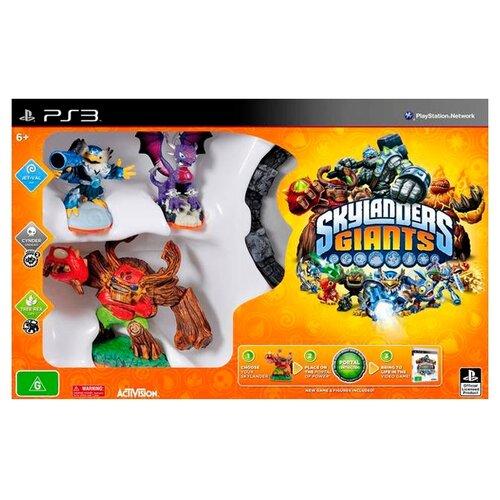 Игра для PlayStation 3 Skylanders: Giants