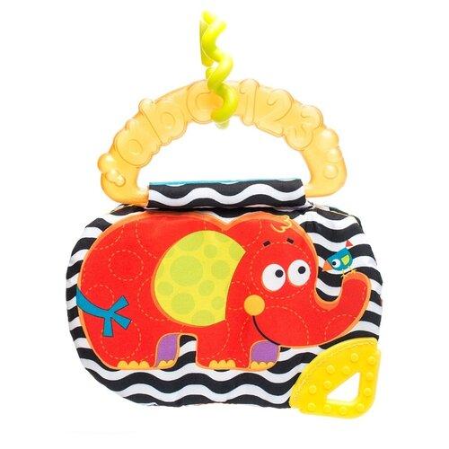 Купить Подвесная игрушка Playgro Слоник (0182369), Подвески