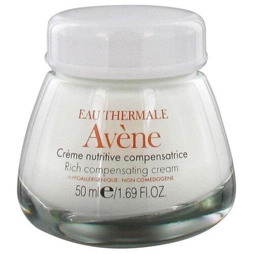 AVENE Creme Nutritive Compensatrice Питательный компенсирующий крем для лица, 50 мл восстанавливающий питательный крем для лица eau thermale creme nutritive revitalisante 50мл