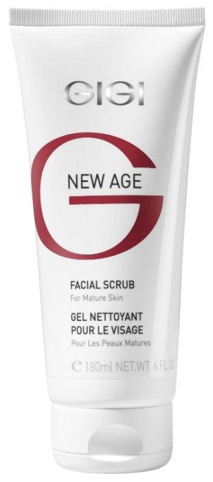 Gigi скраб для лица New Age Facial