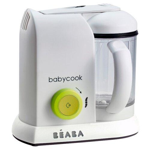 Блендер-пароварка Beaba Babycook neon béaba блендер пароварка beaba babycook macaron vanilla желтая