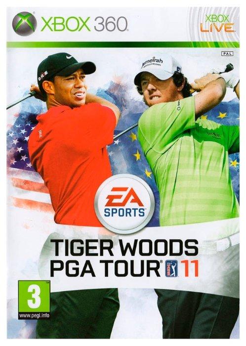 Electronic Arts Tiger Woods PGA Tour 11