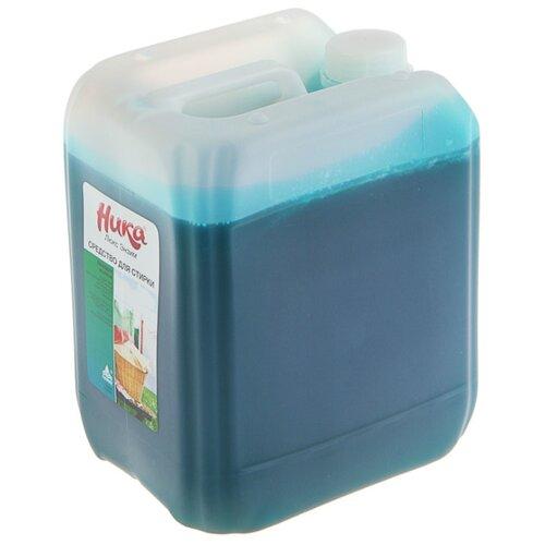 Жидкость Геникс Ника люкс энзим, 5 л, бутылка
