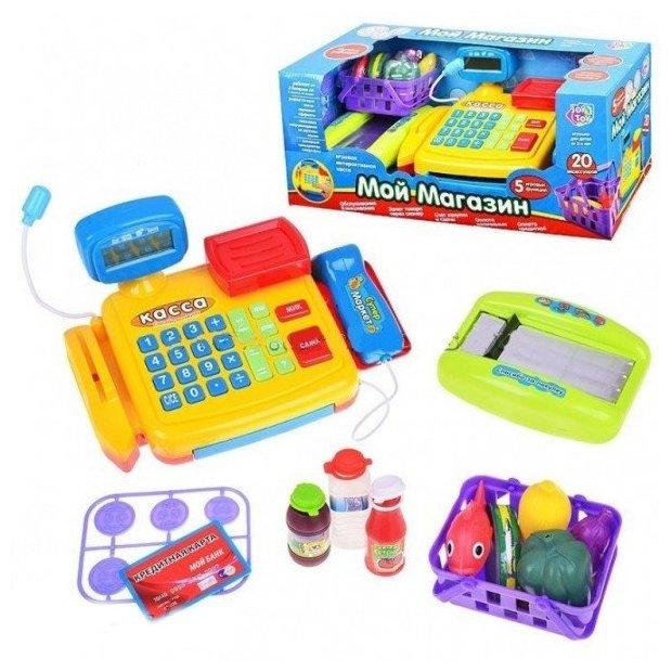 Касса Play Smart 7018