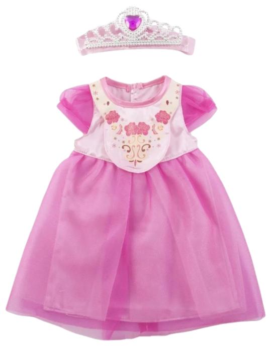 Junfa toys Платье с короной BLC18-D