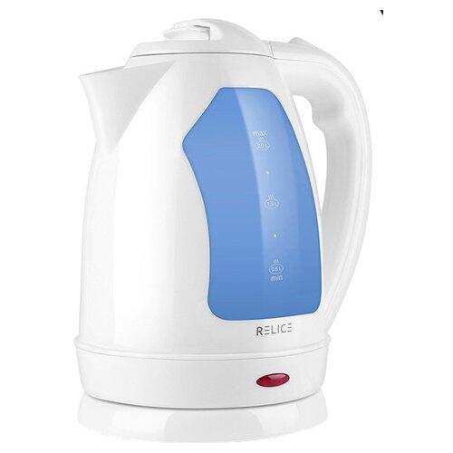 Чайник Relice EK-101, белыйЭлектрочайники и термопоты<br>