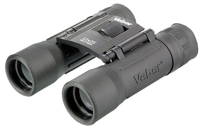 Бинокль Veber Sport БН 12x25 (черный)
