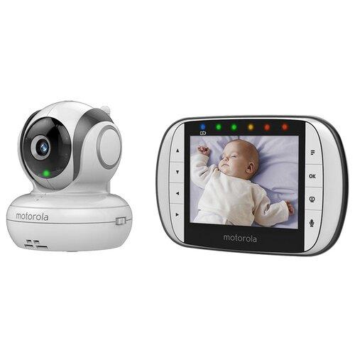 цена на Видеоняня Motorola MBP36S белый/серый/черный
