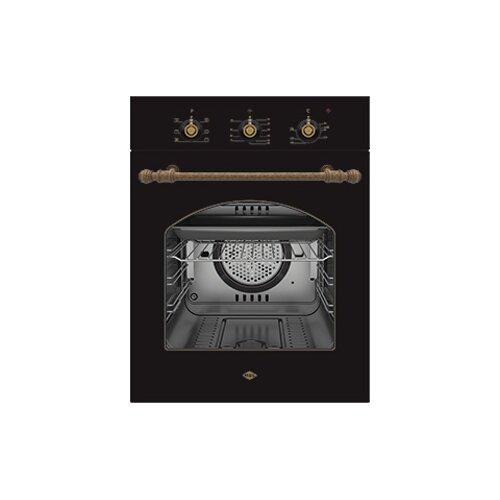 Фото - Электрический духовой шкаф MBS DE-453BL встраиваемый электрический духовой шкаф mbs de 603