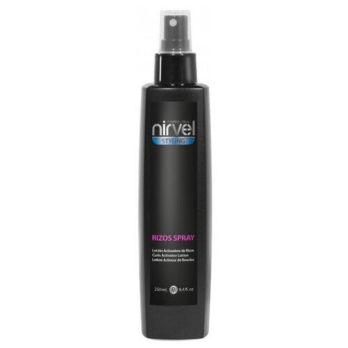 Nirvel Styling лосьон-активатор локонов Rizos Spray, 250 мл