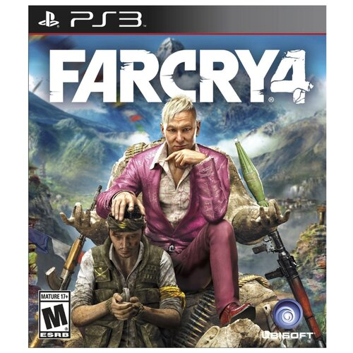 Игра для PlayStation 3 Far Cry 4 цена 2017