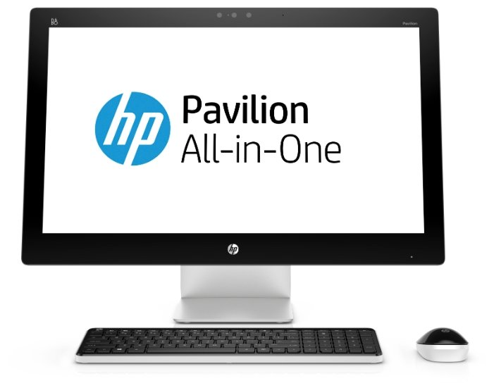 Моноблок 27`` HP Pavilion 27-n100ur (N8W59EA)