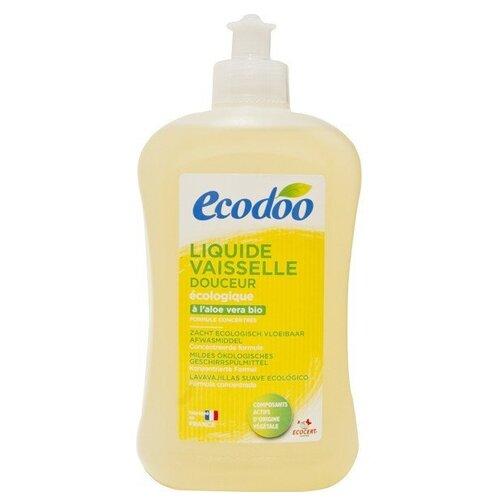 Ecodoo Средство для мытья посуды Алоэ вера 0.5 л