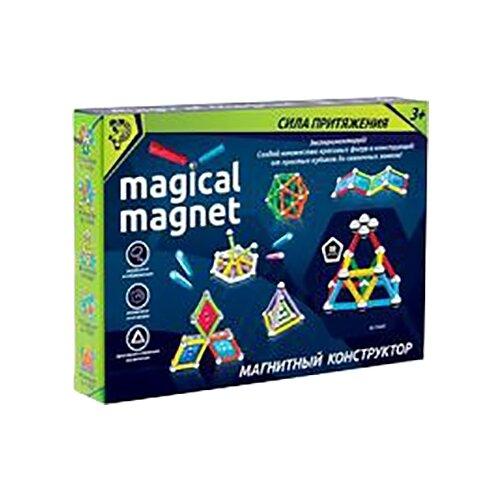 Магнитный конструктор Zabiaka Magical Magnet 1387367-80 Необычные фигуры