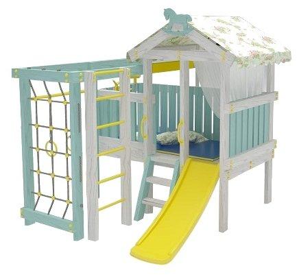 Домик Мир детских площадок Савушка Baby-1